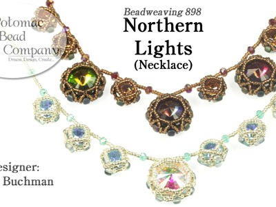 Northern Lights Necklace (Tutorial)