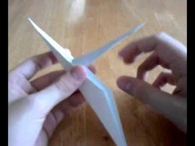 Origami Arceus Tutorial - Part 1