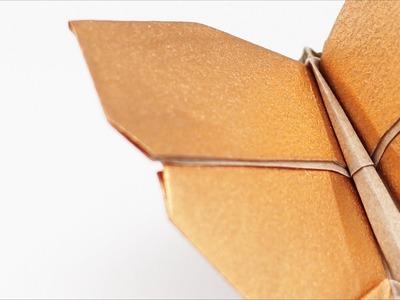 Origami Butterfly - Time-lapse (Jo Nakashima)