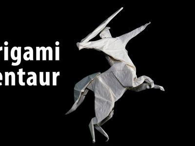 Origami Centaur tutorial - DIY (Henry Phạm)