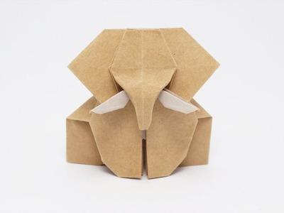 ORIGAMI ELEPHANT (Jo Nakashima)