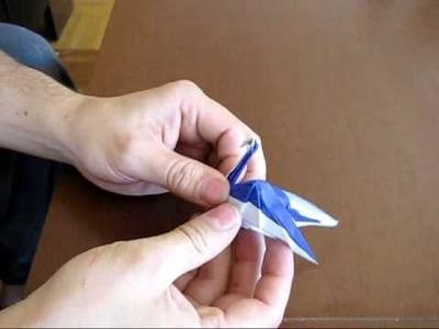 Origami Swan Pasquale D'Auria #4
