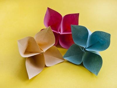 Peper flowers\ origami flower
