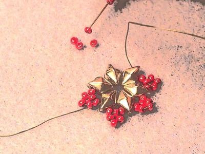 Tutorial: DiamonDuo™ Snowflake Element in Crystal Cascade Bracelet