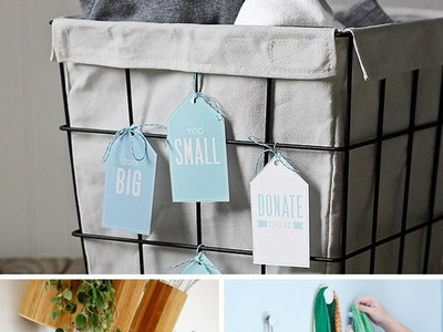 37 Insanely Clever Ways To Organize and Declutter Your Home