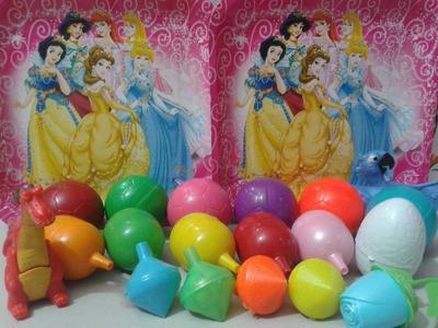 Balls Surprises Eggs | Toys For Kids Colour Balls Video For Children