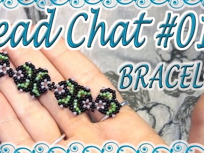 Bead chat before Tutorial #11 - Super easy beaded bracelet - Wish bracelet with beads