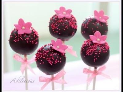 Cake Pops | TIP & TRICKS to get a perfect Cake pop