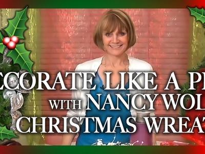 Decorate Like A Pro - Christmas Wreath Decoration