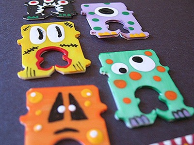 Easy to do  halloween crafts for kids