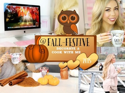 FALL 2015-♥♥ Decorate the Kitchen, Beauty Room + Vanity, Office space & More- SLMissGlam♥♥