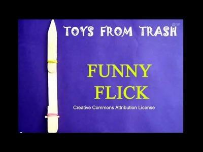 Funny Flick I Nepali I Amazing Ice-cream Stick Toy