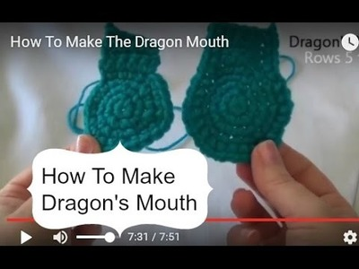 How To Make The Dragon Mouth