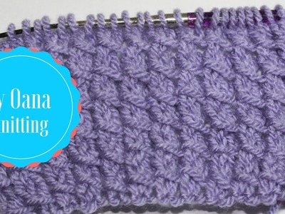 Knitting for crocheters   bamboo stitch