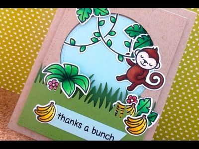 Make A Card With Christy - Thanks A Bunch