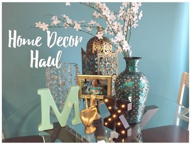 My house is looking good ya'll | Affordable Home Decor Haul Pt. II
