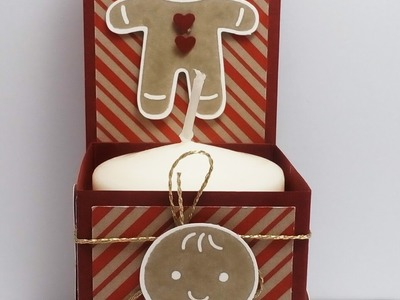 NEW Cookie Cutter Christmas Bundle, Cute candle Gift box