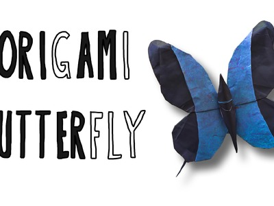 Origami Butterfly (Riccardo Foschi)