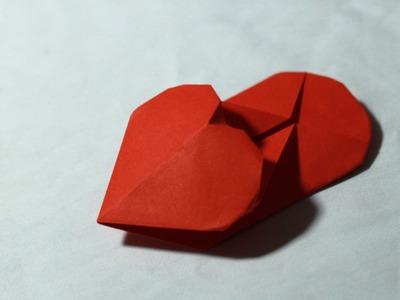 Origami Heart slipper tutorial - DIY (Henry Phạm)