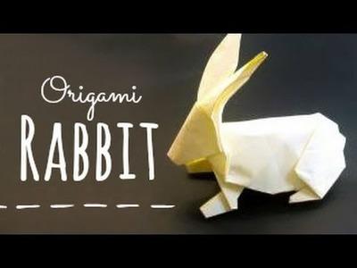 Origami Rabbit Easy Tutorial