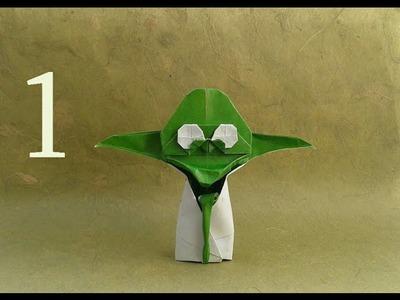 Origami Yoda (Alexander Kurth) Tutorial Part 1.2