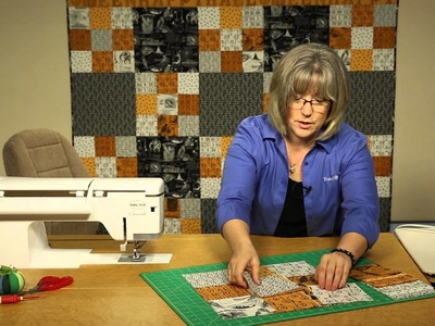 Quilting Quickly: Happy Halloween - Halloween Quilt Patterns