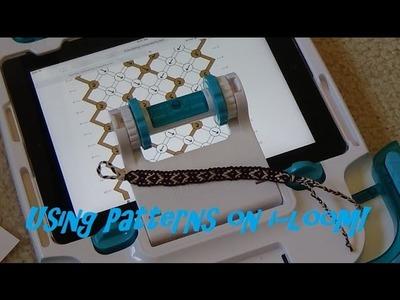 Using Other Friendship Bracelet Patterns on i-loom!