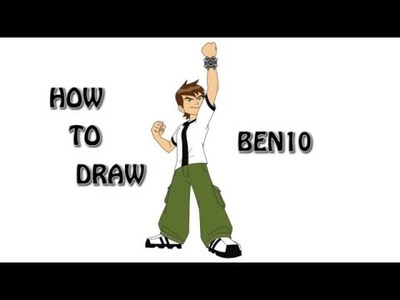 Ben 10 Drawing Skills ! Wow Express Your Coloring Style with Ben 10