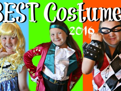 Best Halloween Costumes of 2016 By Pink Princess !