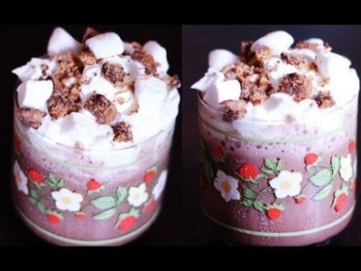Choco Marshmallow Chocolate Chip Shake- Beautyklove Holiday Special