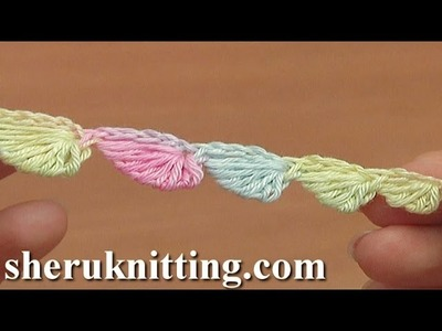 Crochet Strings Pattern Tutorial 114