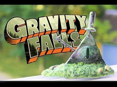 Gravity Falls | Bill Cipher statue | Polymer clay | Tutorial