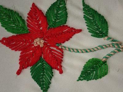 Hand embroidery#17-kashmiri work- leisha's galaxy.