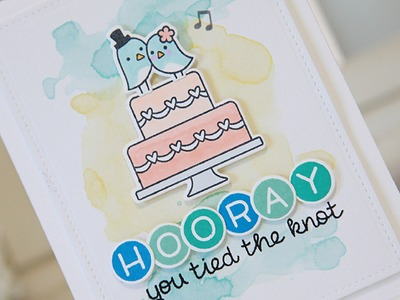How to make a wedding card