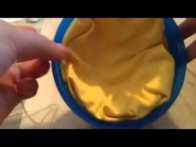 How To Make Barbie Swing Chair