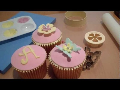 How to Make Cupcake Toppers (1) - Introduction