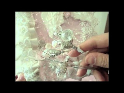 KarlaS001 - Shabby Chic Butterfly Box for Mini Album - Must Watch :)