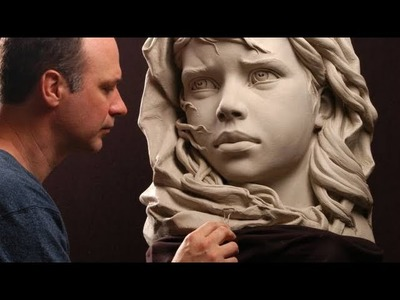 Sculpting Demo by Philippe Faraut