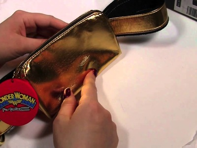 Unboxing Wonder Woman Mac accessories!