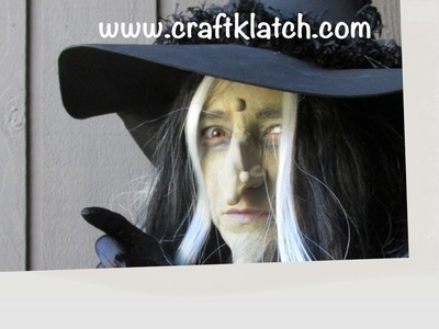 Best Witch Makeup Tutorial