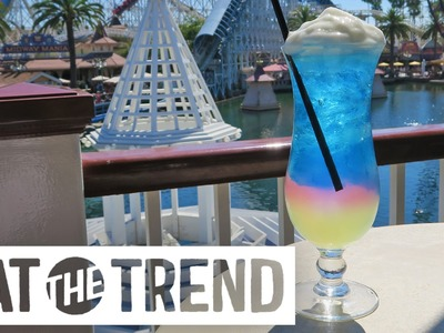 Disneyland's Secret Cocktail: Mickey's Funwheel! | Eat the Trend