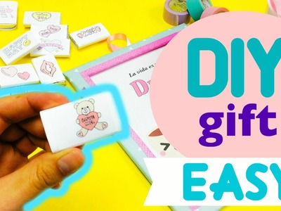 EASY crafts:2in 1DIY\ easy and quick gift for valentines day