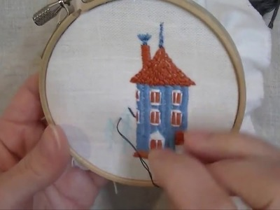 Embroidery stitches by hand for beginners | embroidery stitches by hand tutorial