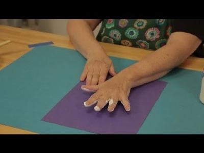 Handprint Christmas Crafts for Kids : Christmas Crafts