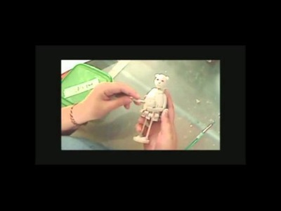 How To Make A Paperclay Art Doll Part 6