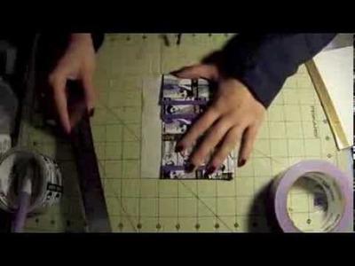 HOW TO MAKE A POCKET LOCKER (PART 1)