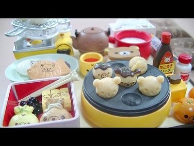 RE-MENT Rilakkuma Kotatsu And Leisurely Happy Circle Time Complete Set リーメント リラックマ こたつ のんびりだんらん時間