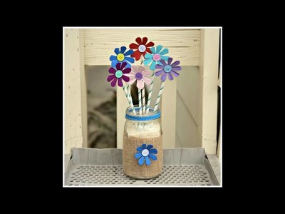 Use waste material to make something which is useful or decorative creative ideas