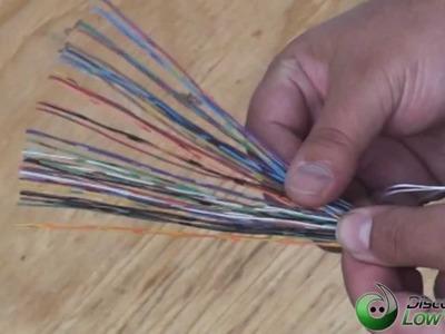 Cat3 25 pair PVC Bulk Telephone Gray Telco Cable