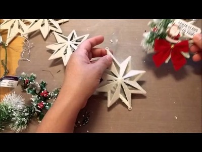 Cute and Cheap Ornament Gifts w.quick tutorial